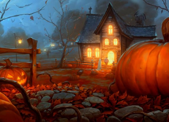 Free download Halloween Backgrounds