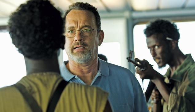 Captain Phillips Barkhad Abdi Tom Hanks