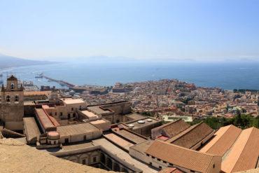 Campania, Olaszország 2. rész Szállás és Nápoly