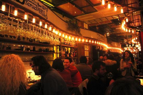 Vicky Barcelona - Bar - forrás: TripAdvisor
