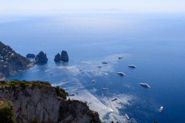 Campania, Olaszország 3. rész Capri az álmok szigete