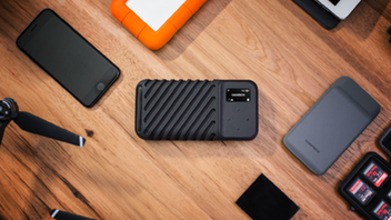 GNARBOX 2.0 SSD – Rugged backup device for your camera